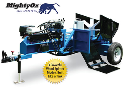LS-30 Wood Splitter